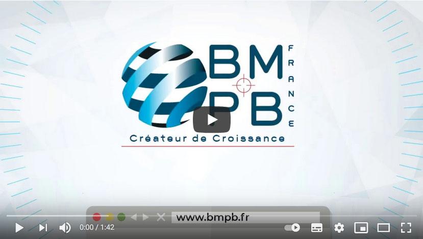 Présentation vidéo de BMPB France, agence de développement commercial global